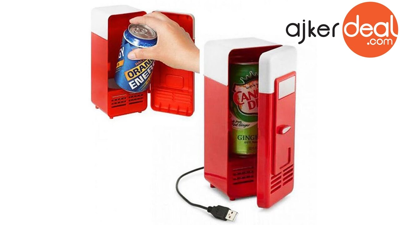 Nice Use Of Portable Mini Fridge | Mini Usb Fridge In Bd