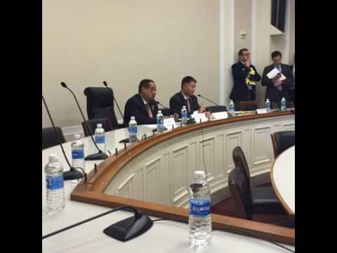 Progressive Caucus and SEEC Forum: Oil Is The New Tobacco
