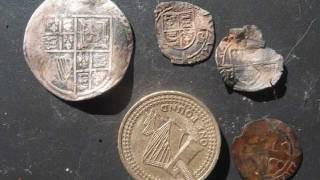Metal Detecting finds in Chigwell Part 15 Treasure Act: silver thimble