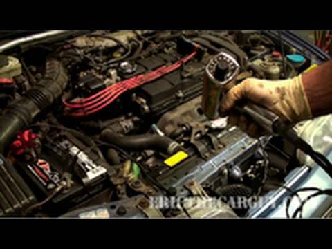 How to Set Ignition Timing, Acura Integra - EricTheCarGuy