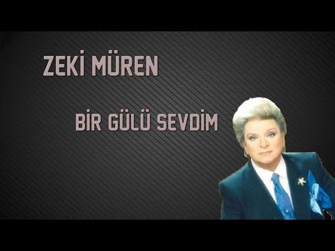 Zeki Müren - Bir Gülü Sevdim (Official Audio)