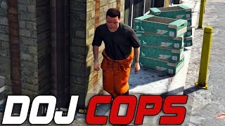 Dept. of Justice Cops #329 - Escape to Los Santos (Criminal)