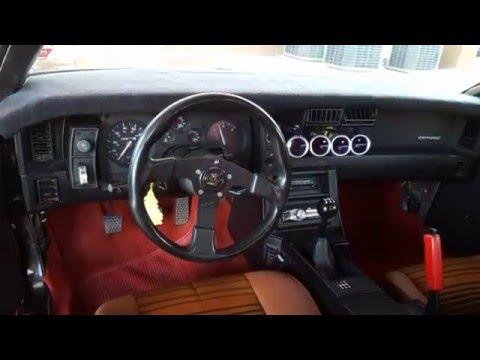 82-92 Camaro New Gauges Mounted