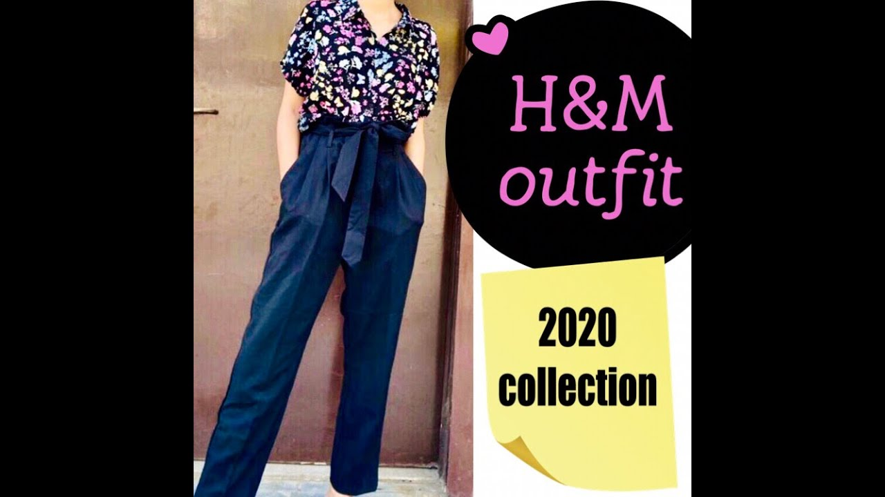 H&M HAUL ||2020 COLLECTION || AUTUM COLLECTION