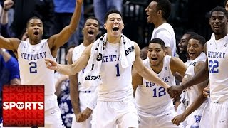 Could the Kentucky Wildcats Beat the 76ers?