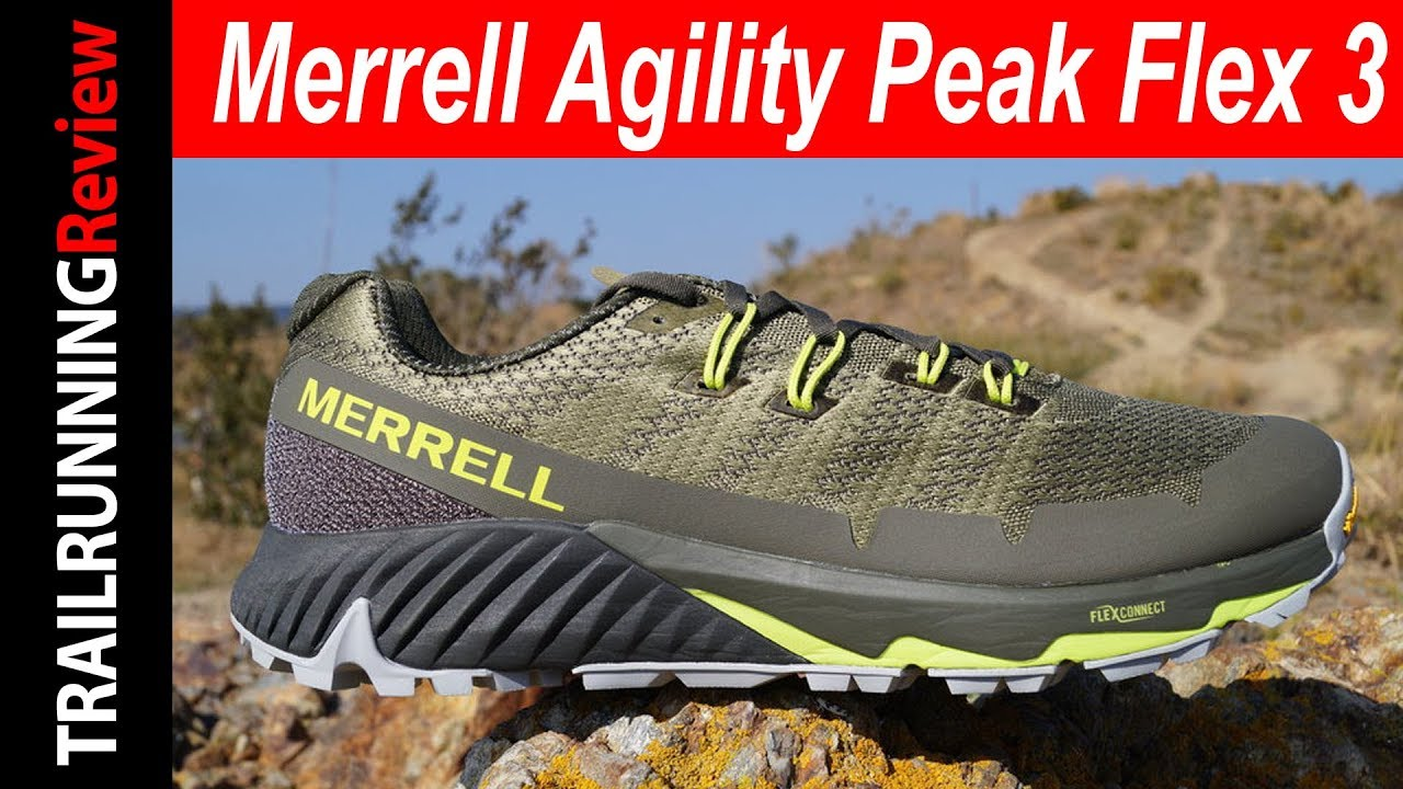 running shoes undefeated x new list Merrell Agility Peak Flex 3 Review