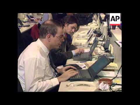 SPAIN: MADRID: EU SUMMIT: SUMMIT OPENS