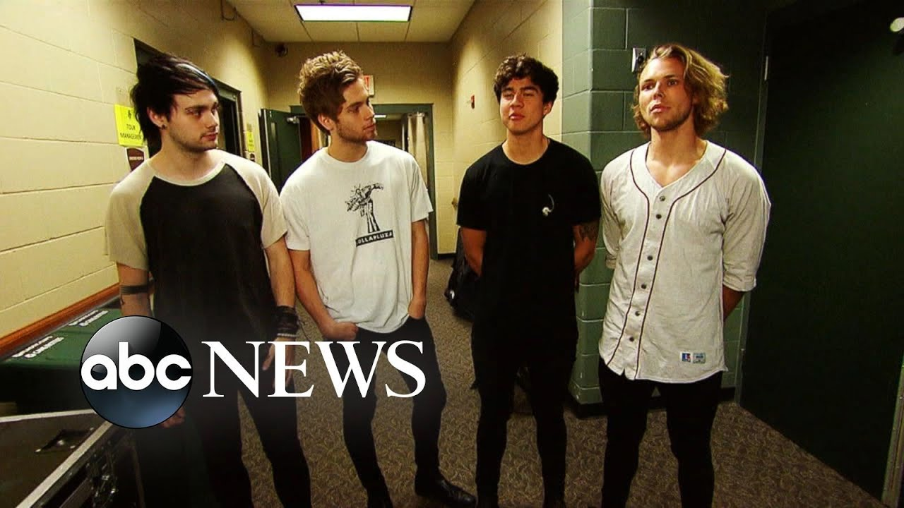 5 seconds of summer concert on gma friday 8am aug 21 youtube m4hsunfo