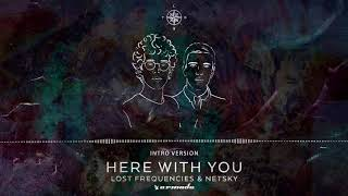 Lost Frequencies - Here With You