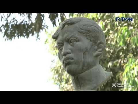 Jose Rizal Park in Lima 11/14/2016