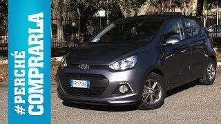 Hyundai i10 | Perché comprarla... e perché no