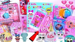 LOL Surprise Unboxing! СМАРТФОН ДЛЯ КУКЛЫ ЛОЛ ХАЕРГОЛС НОВЫЕ СЮРПРИЗЫ РАСПАКОВКА Мультик FAKE Doll