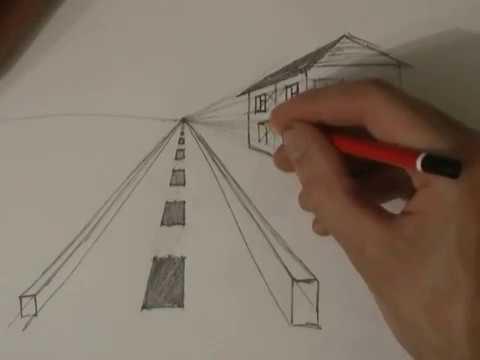 Как нарисовать дорога