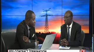 PDS Contract Termination - UPfront on JoyNews (23-10-19)