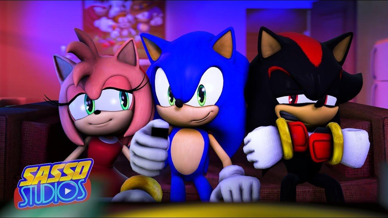 Sonic Animation Sonic The Hedgehog Season Two