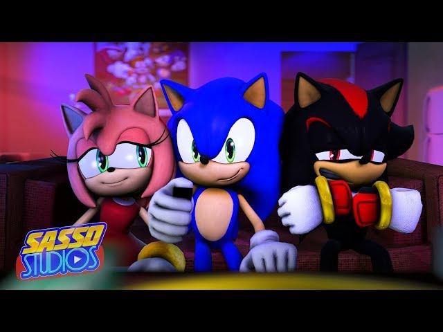Sonic Animation - SONIC THE HEDGEHOG SEASON TWO COMPILATION - SFM Animation 4K