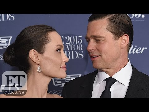 Inside Brad Pitt And Angelina Jolie's Love Story