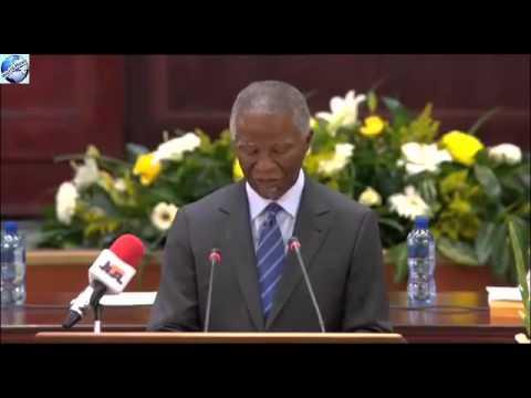 Onwettige finansiële vloei van Afrika verslag