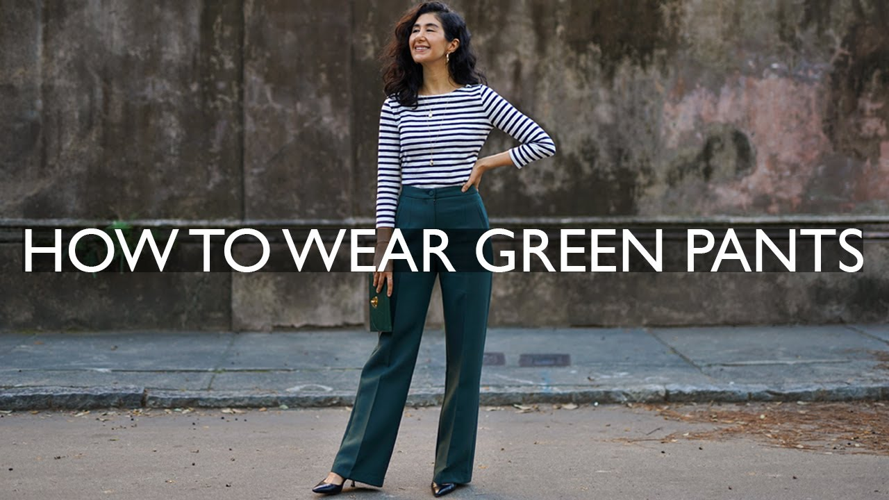 How To Style Wide Leg Pants 16 Ways