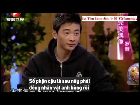 """【Vietsub】Phỏng Vấn La Tấn """"Phi Thường Tịnh Cự Ly"""""""