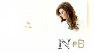 Nancy Ajram - Yalla Official Video Lyrics يلا