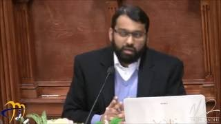 Ottomans in World War One - Sh. Dr. Yasir Qadhi #History