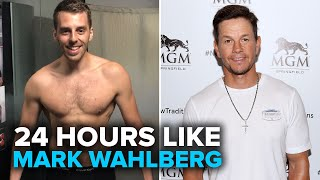 I Lived Like Mark Wahlberg For A Whole Day | BuzzFeed