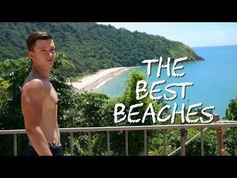 The best beaches in Thailand, Koh Lanta/ Will I ever put a shirt on ?