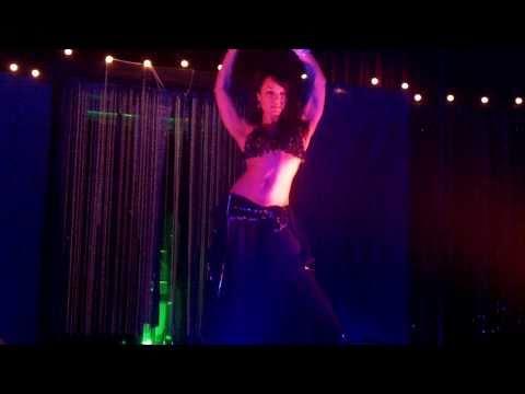 Mayte Garcia Sword Dance @ Cherry Boom Boom April 2011