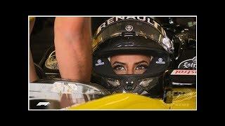 動画:サウジ女性がフランスGPでF1マシン運転、本国での解禁祝う