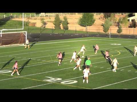 CHS vs Vallivue High School District playoffs part 1- Zona Kinnaman #2