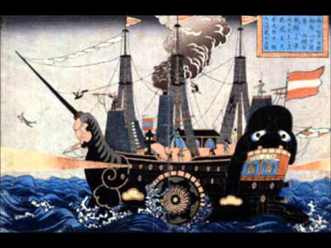 The Historical forces that Resulted in the End of the Japanese Policy of Sakoku