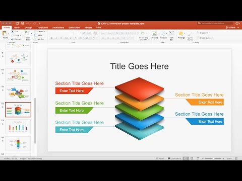 SlideModel.com Product Demo