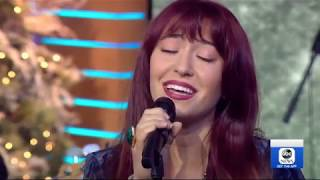 "Download Lauren Daigle Performs ""You Say"" Live on Good Morning America Mp3 and Videos"
