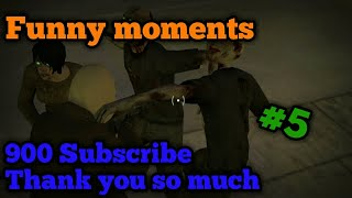 LAC - Funny moments #5 900 Subscriber