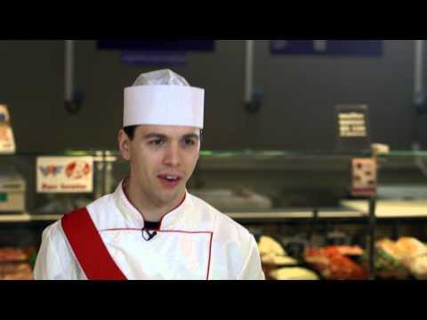 Vidéo de boucher/ère