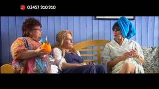 mamma mia spoof for comic relief part 1
