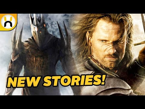 Lord of the Rings TV Series Lands At Amazon & Will Explore New Stories