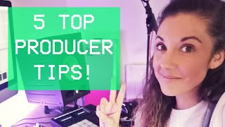 5 Top Music Production Tips! - #Ableton Live