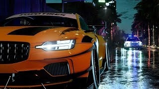 Need for Speed Heat под русский рэп