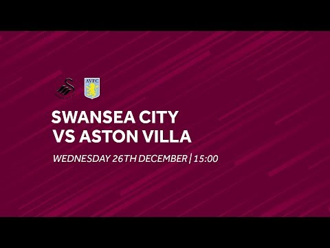 Swansea City 0-1 Aston Villa   Extended highlights