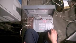 Прогрузка вводного автоматического выключателя ВА-55-43(, 2016-05-29T04:02:32.000Z)