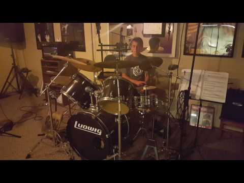 Psychotic reaction drum cover