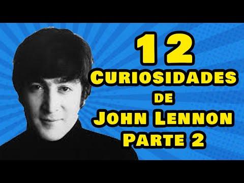 12 Curiosidades sobre JOHN LENNON. Parte 2 | Los Grandes Misterios del Rock