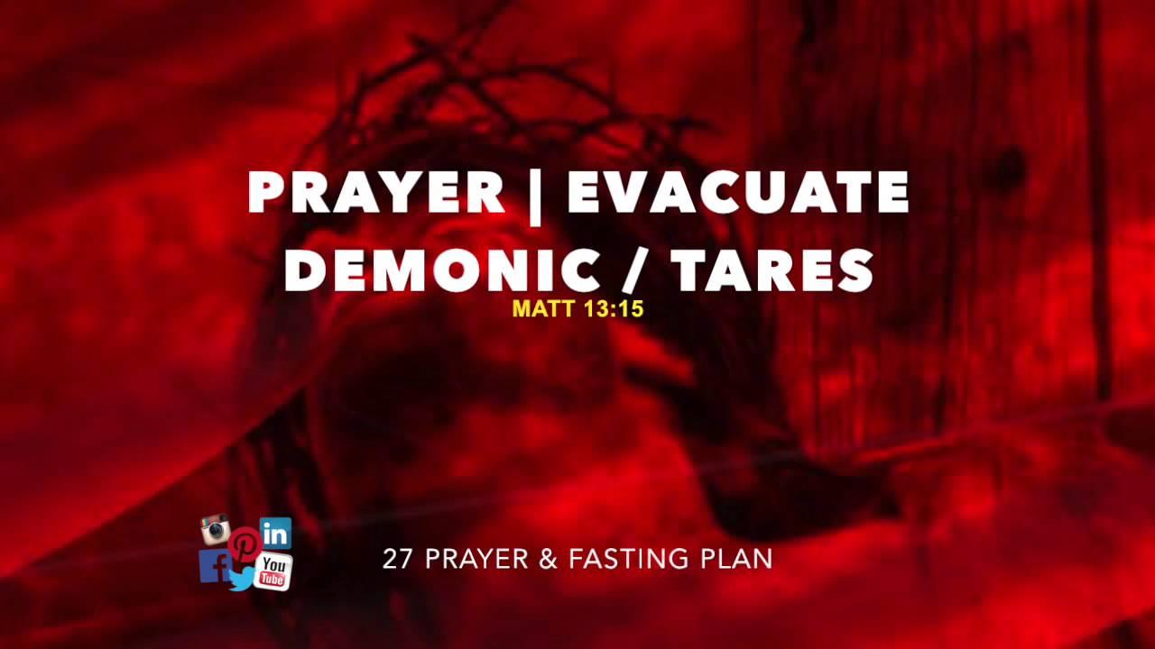 27 Prayer & Fasting Plan