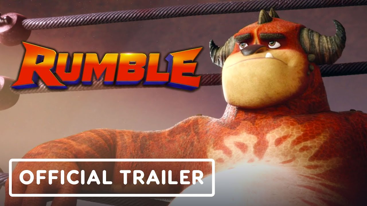 Rumble - Official Trailer (2021) Will Arnett
