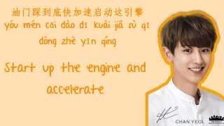 Exo - Love Me Right (漫遊宇宙) [Color Coded Pinyin/Chinese/Engish Lyrics] Mp3