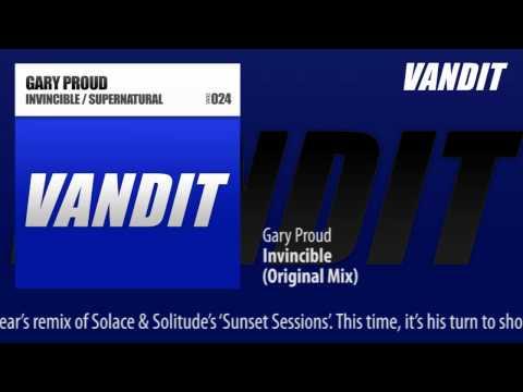 Gary Proud - Invincible (Original Mix)
