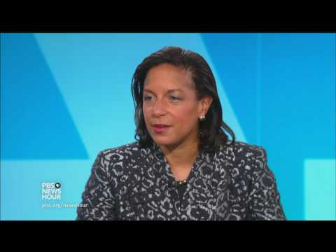 Susan Rice: The world wonders and worries if the White House can be trusted