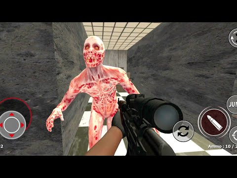 Evil Horror Monsters _ Zombie FPS Shooting Game - Android GamePlay #3